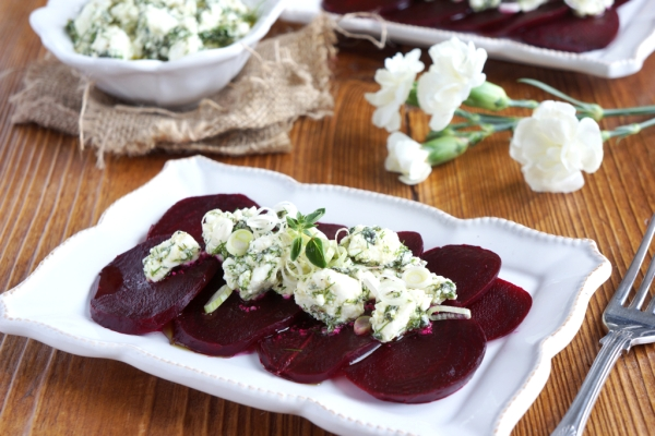 Beetroot & Marinated Feta Salad_4
