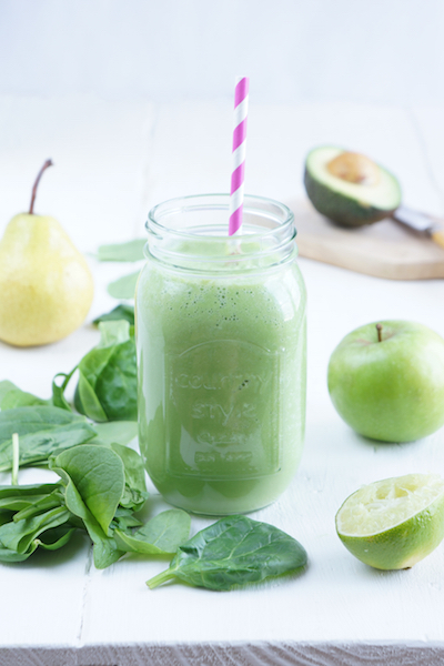 The Goodness Green Smoothie