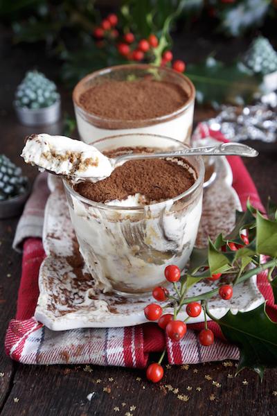 Christmassy Tiramisu