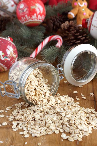 Sin-amon Granola - oats