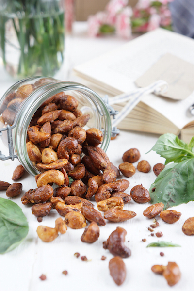 Szechuan Spiced Nuts