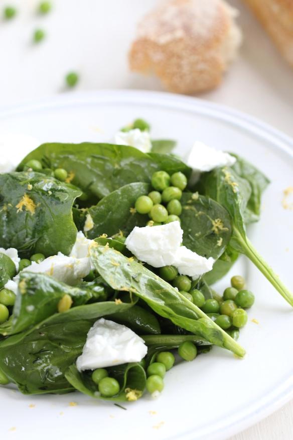 Dillicious Spring Salad