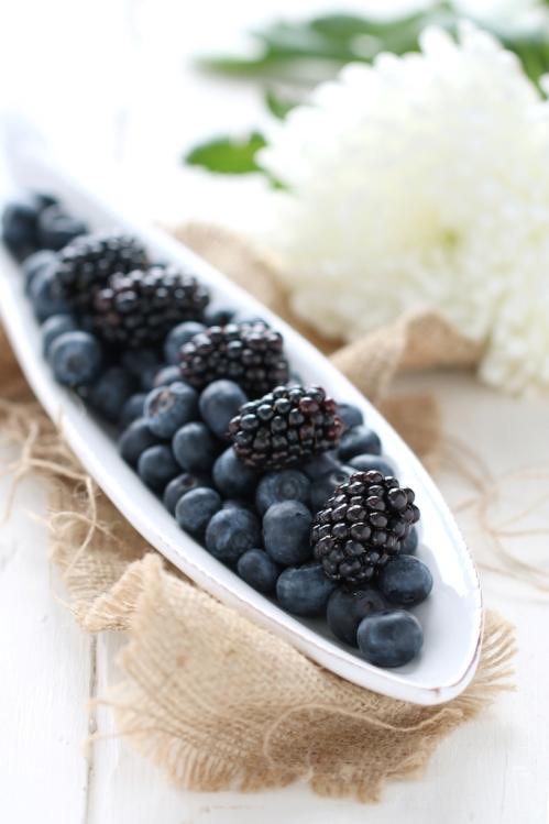 Verry Berry Breakfast Parfait